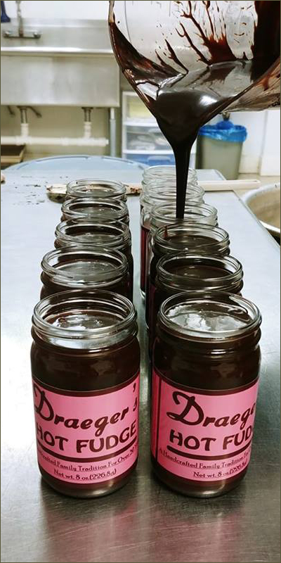 Mulholland and Sachs About: Draeger's Hot Fudge